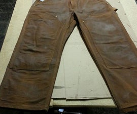 Tin Cloth Hunting Pants