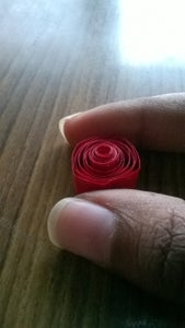 Quilling the Units- Winding the Paper Wings