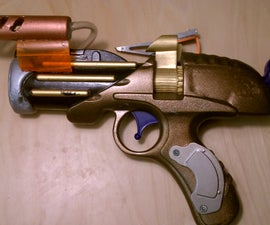 Steampunk Nerf Guns