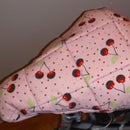 Custom Padded Bicycle Seat Cover