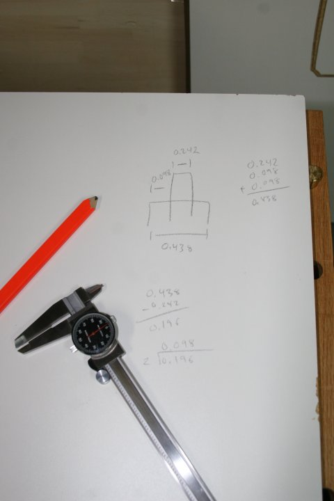 Picture of Laying Out the Mortise