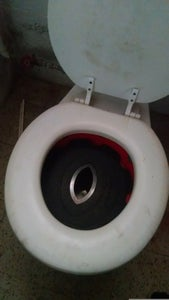DIY Cat Toilet / Potty Trainer Sturdy and Re-usable!