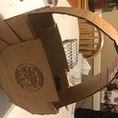 Easy Cardboard Basket