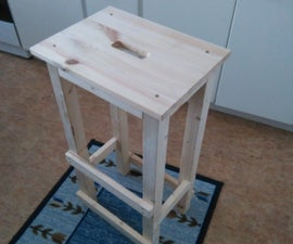 The Simple Bar Stool