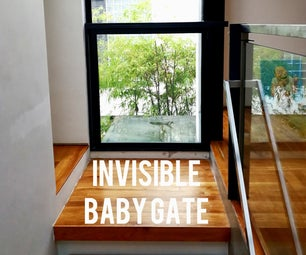Invisible Baby Gate