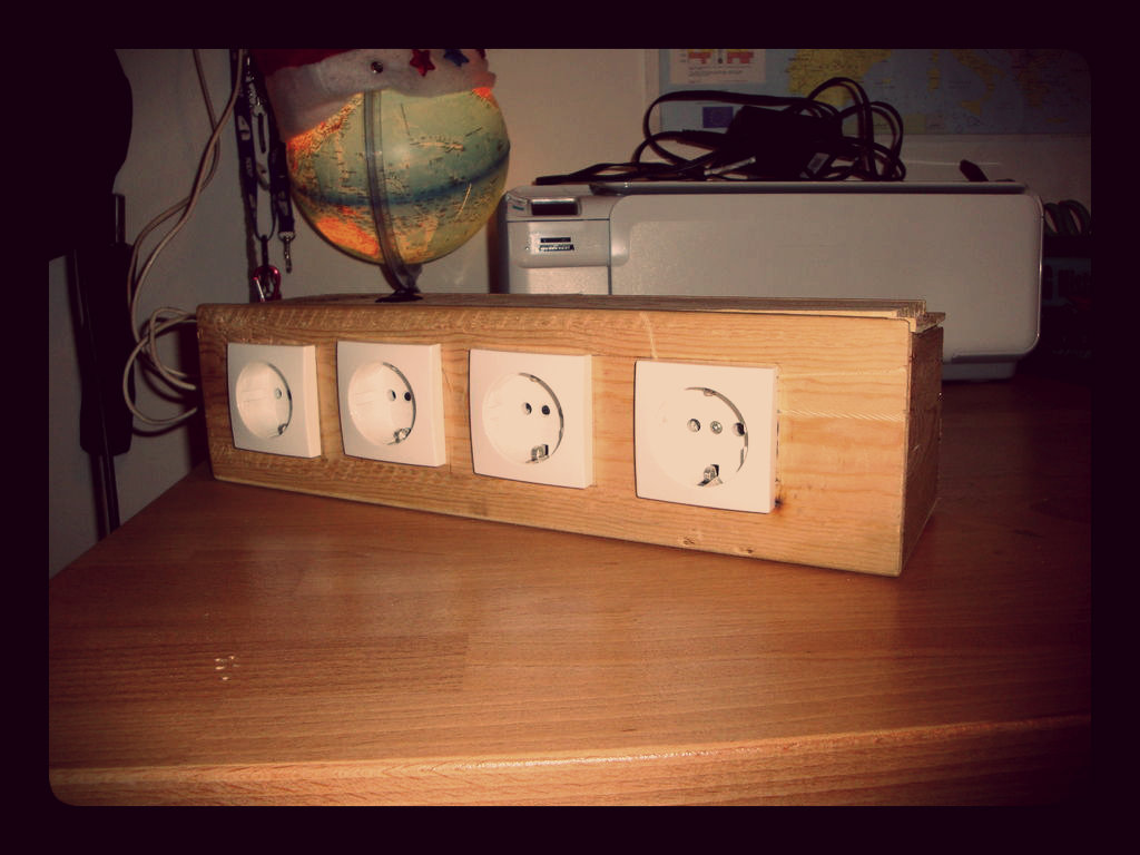 Picture of THE ULTIMATE CONTROL BOX