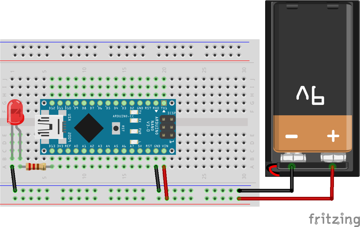 Picture of Arduino Nano : Blink