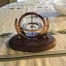 Self Spinning Gyroscope