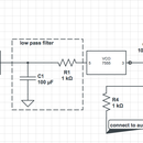 Arduino and VCO melody maker
