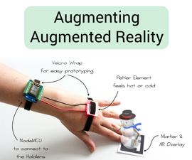 Augmenting Augmented Reality