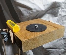 Plywood Camera Boom
