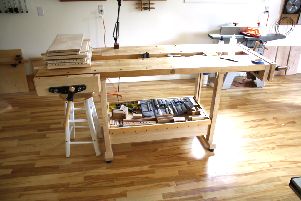 Picture of The Workbench Pt. 1