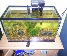 Continuous Fish tank Vacuum filter