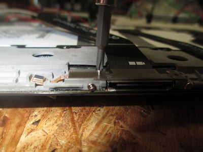 Install Replacement Port