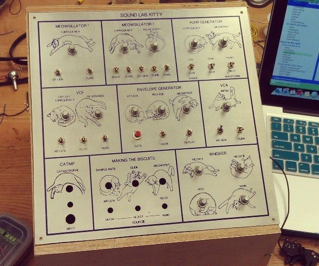 Build the MFOs Sound Lab Mini Synth: 7 Steps (with Pictures)