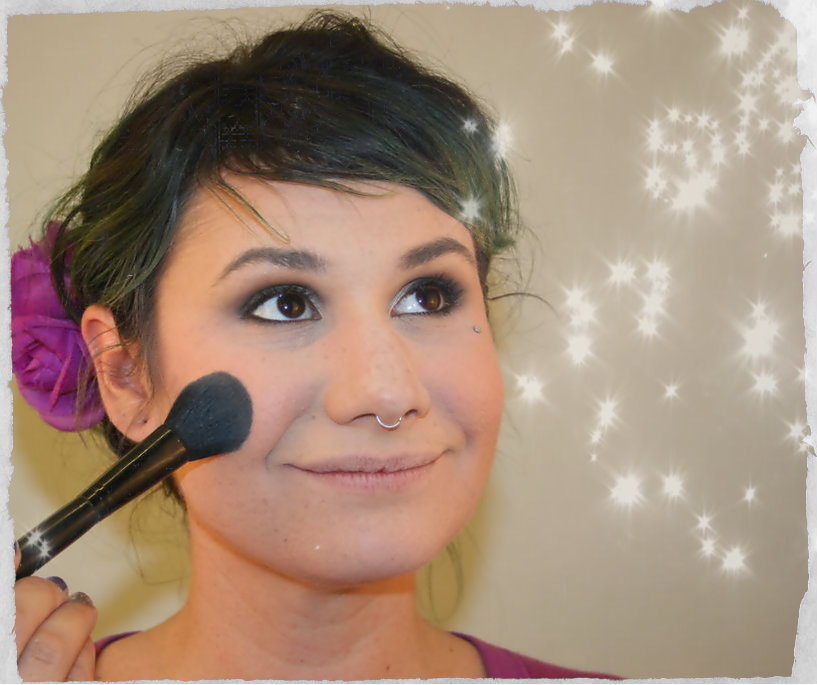 Picture of The Rest of the Makeup...