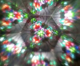 3-Mirror Kaleidoscope