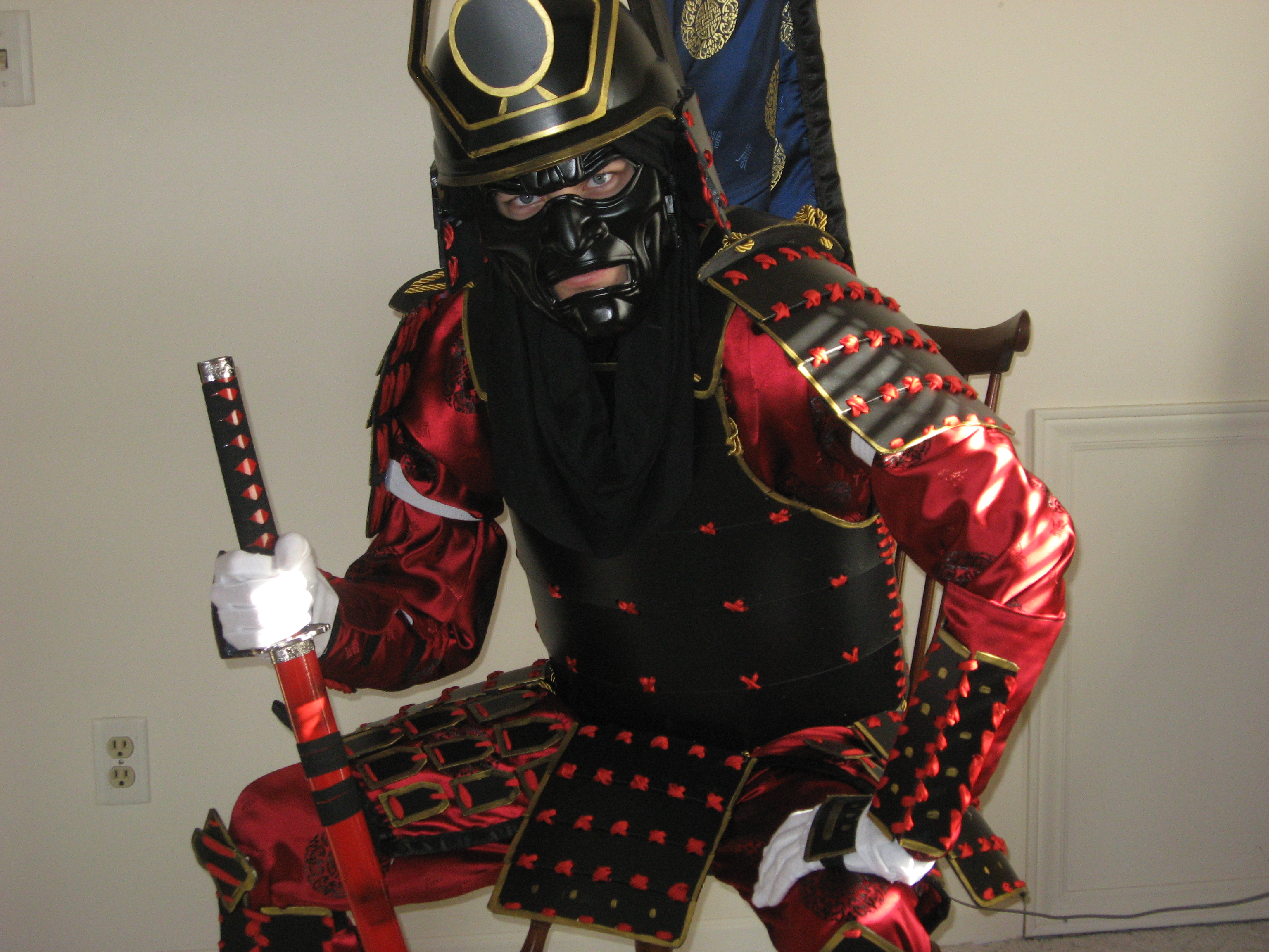 Picture of Samurai Armor (Total War: Shogun 2)