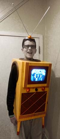 Picture of Vintage Television