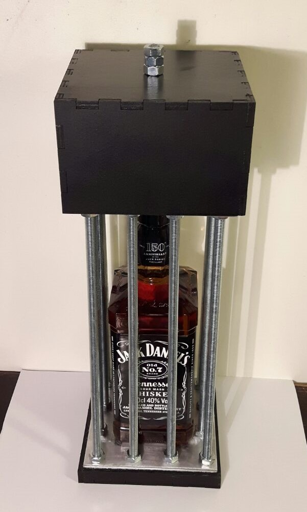 Picture of How to Make a Bottle Prison