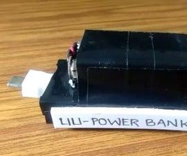 LILI-POWER BANK