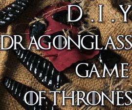 如何从宝座的游戏中制作Dragonglass