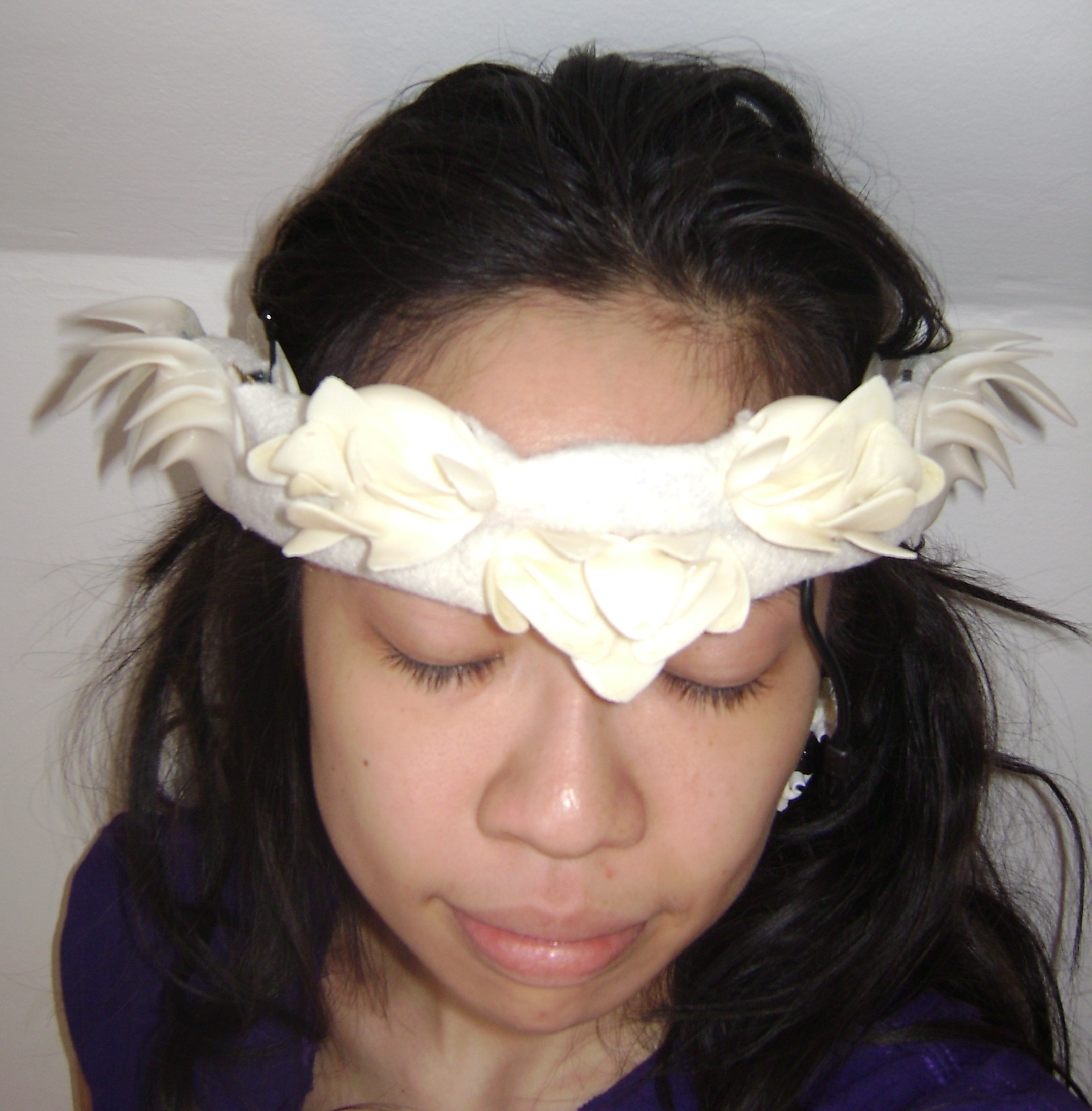 """Picture of EEG """"Coral"""" Headband"""
