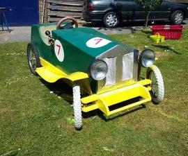 Soap Box Derby Cart