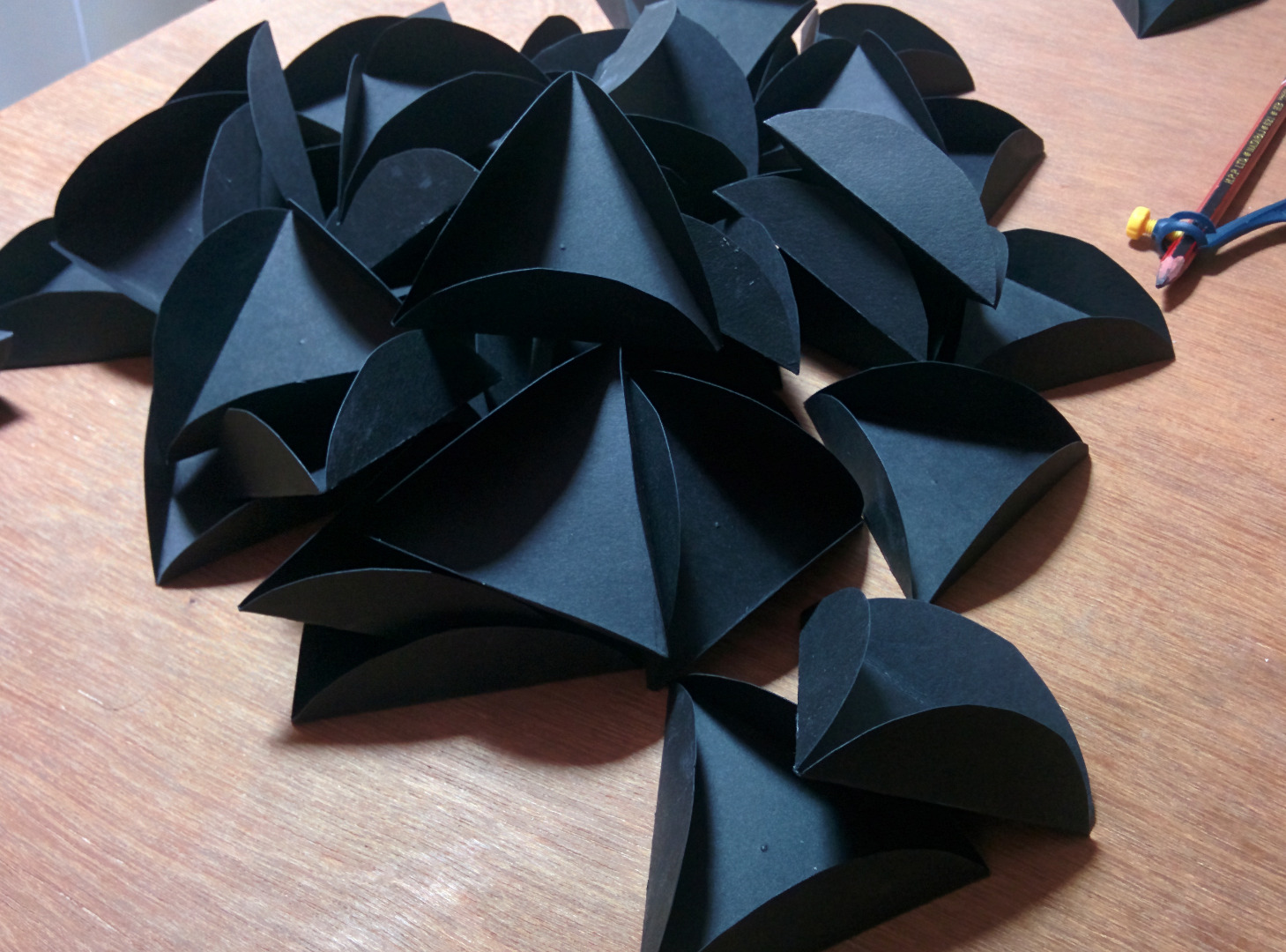 Picture of Fold and Slice the Petals