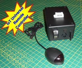 IR Remote Control Via IoT. Part  10 IoT, Home Automation