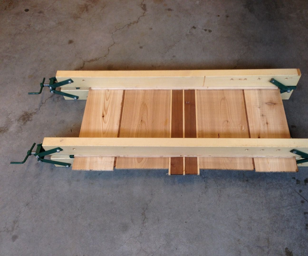 4 Way Panel Clamps 10 Steps With Pictures