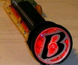 Bar End Brake Light: BEBL