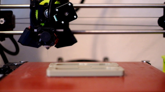 Prototype With 3D Printing