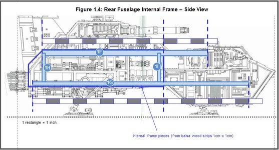 Rear Fuselage
