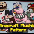 Crocheted Customizable Minecraft Plushie