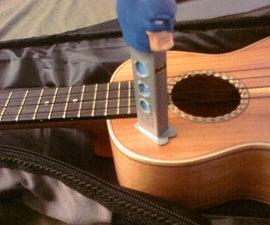 Pez Dispenser Ukulele / Guitar Humidifier