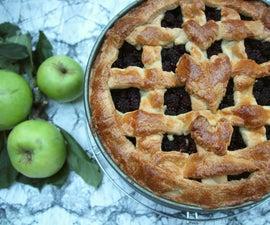 How to Make Organic Dutch Blackberry Apple Pie | Pie Recipe