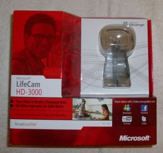 Open Up Webcam