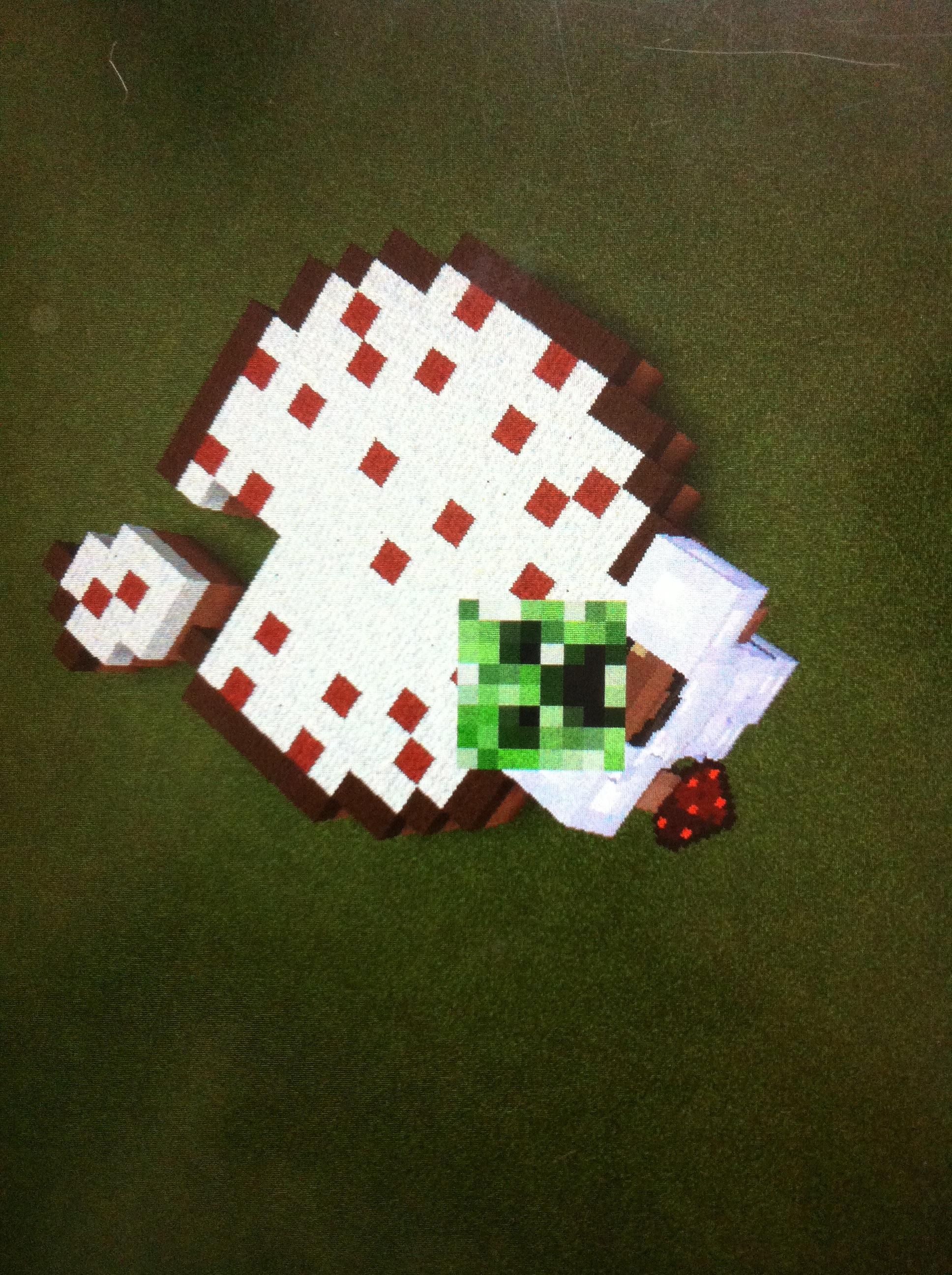 Picture of Minecraft Machinegun