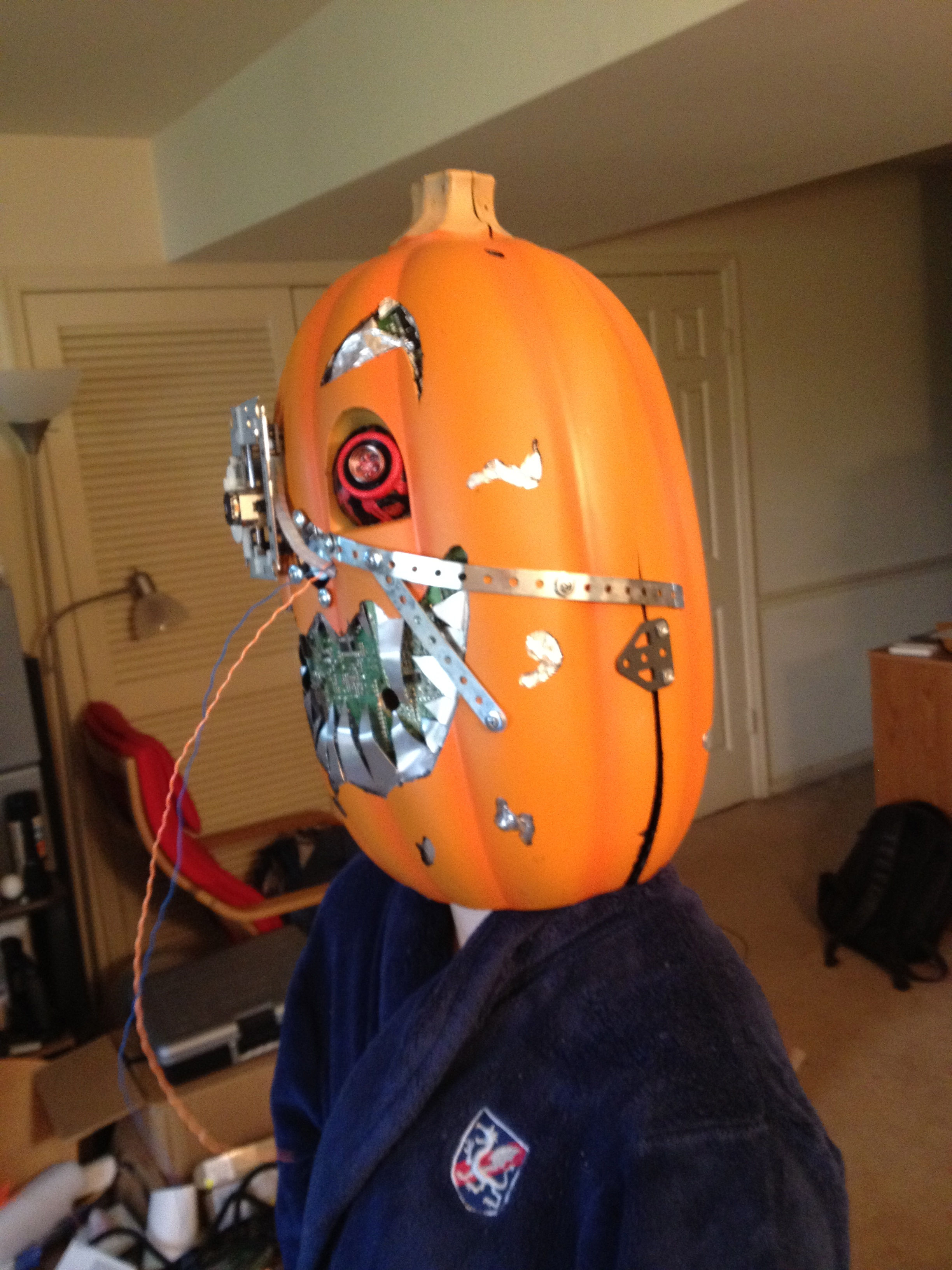 Picture of Pumpkin Head Strickes Back.