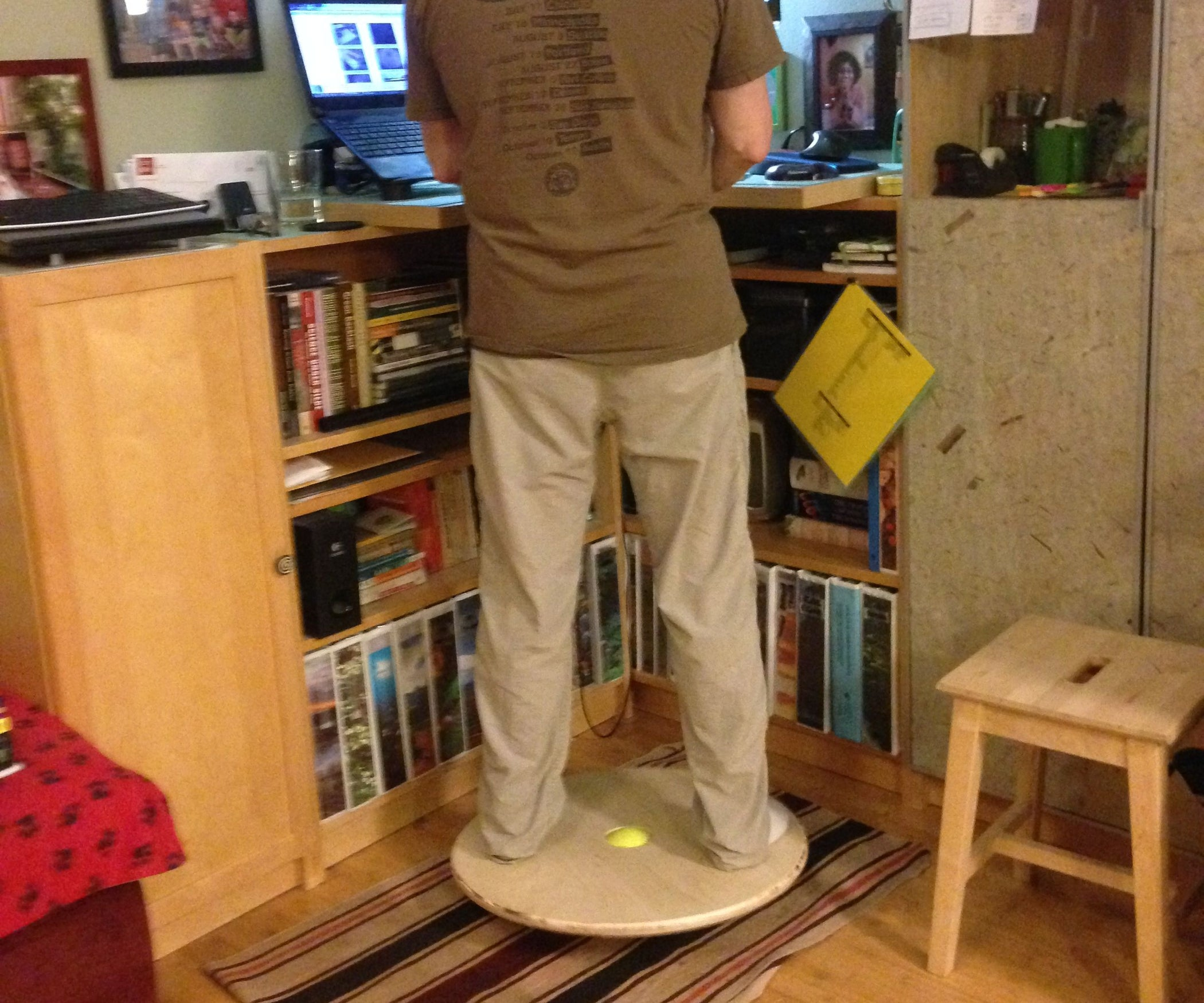 Diy Balance Board 4 Steps With Pictures