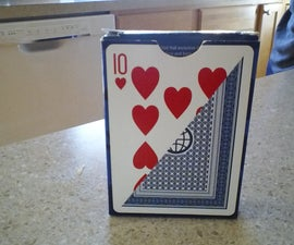 Exercising Card Game