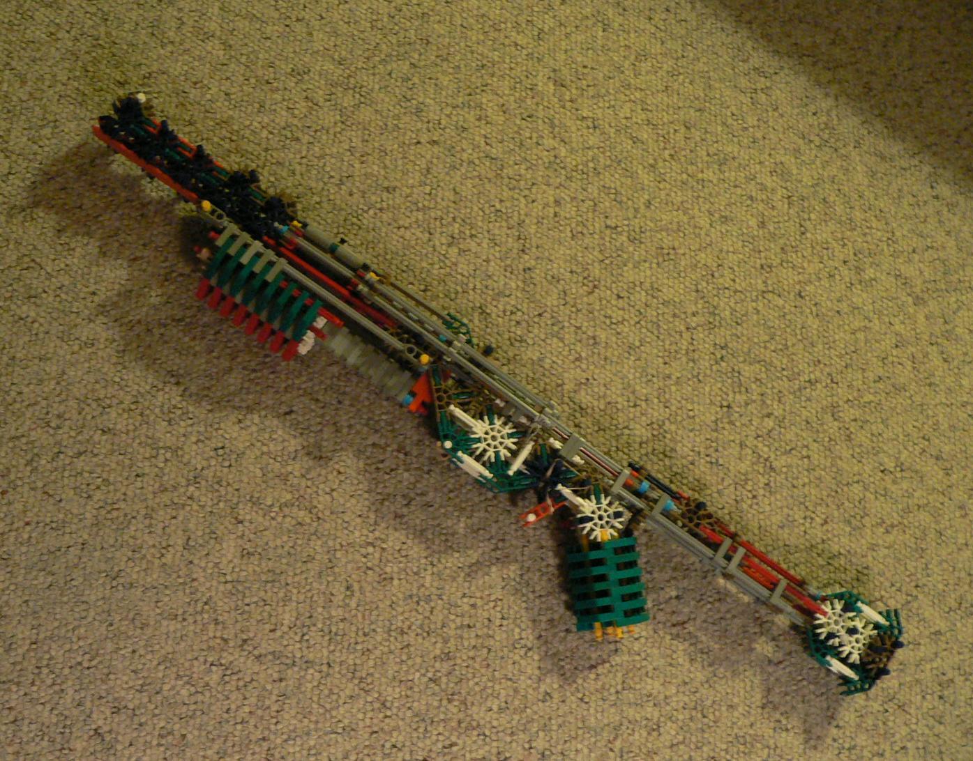 Picture of J5 Barricade Shotgun