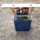 YACK BOX (Yet Another Camp Kitchen)