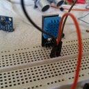 Arduino and temperature sensor dht11
