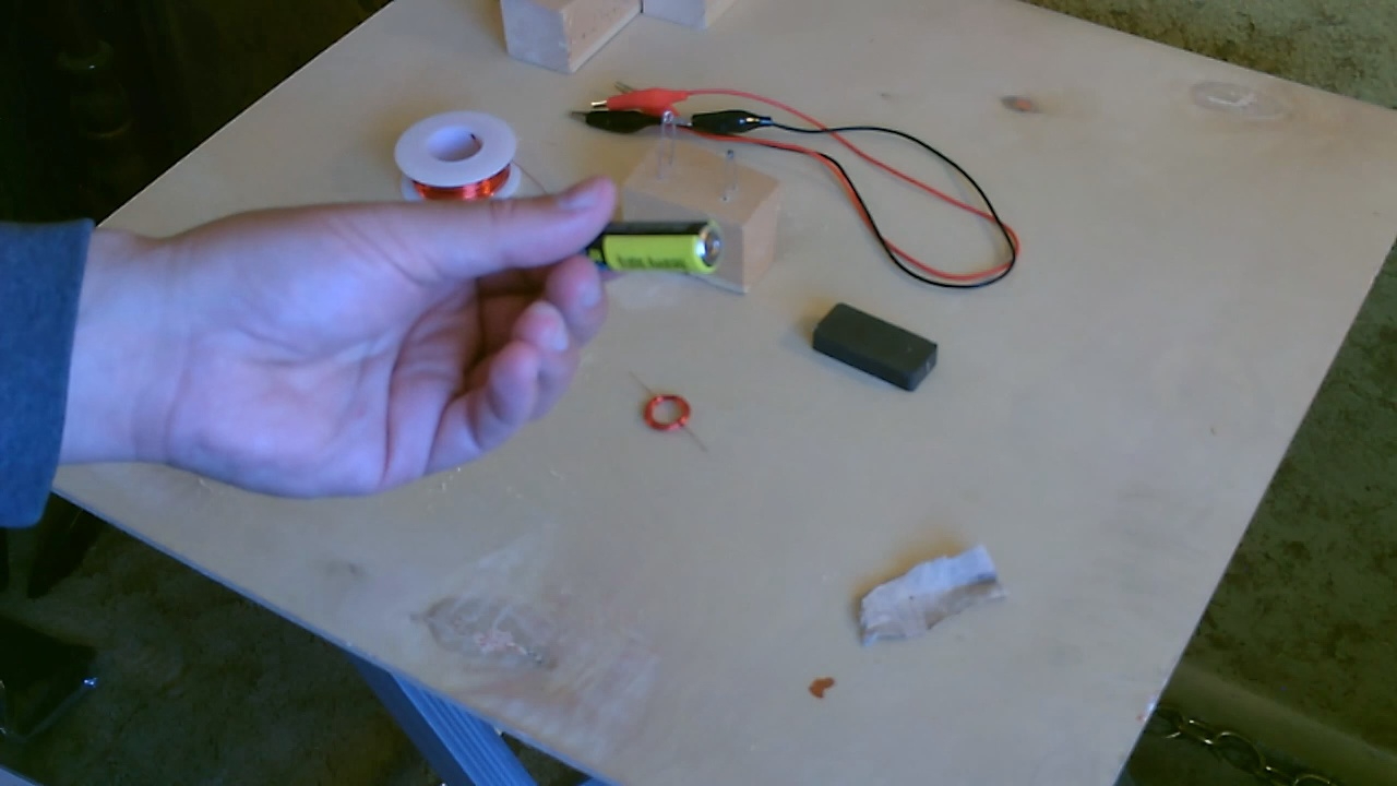 Picture of The Magnet Wire...