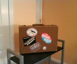 Mobile Workstation Suitcase