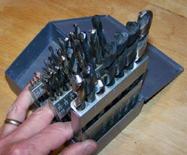 Sharpen Your Drill Bits