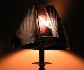 X-Ray Lamp Shade