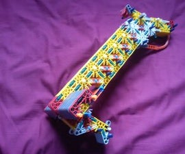Knex Crossbow...H.P.B...(High powered bow)
